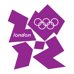 Olympic Games London in 2012 logo