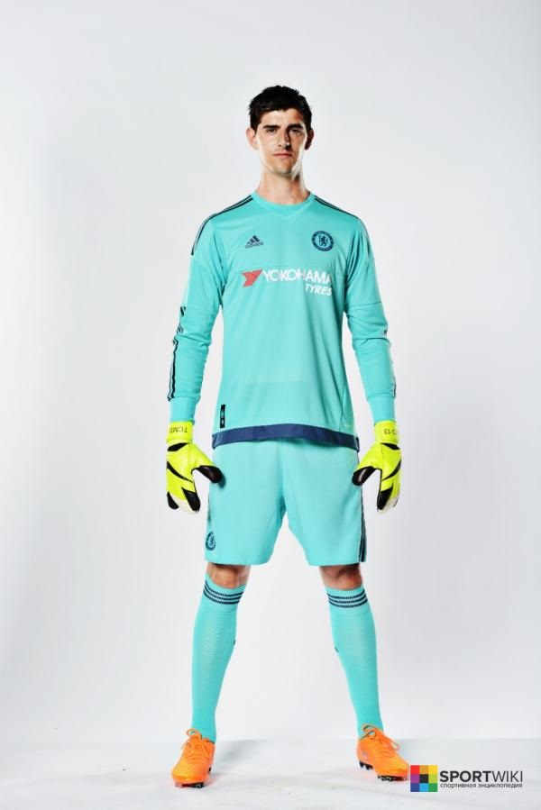 goalkeeper's football kit